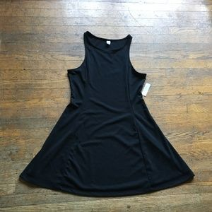NWT! Wear this one anywhere, Little Black Dress, L